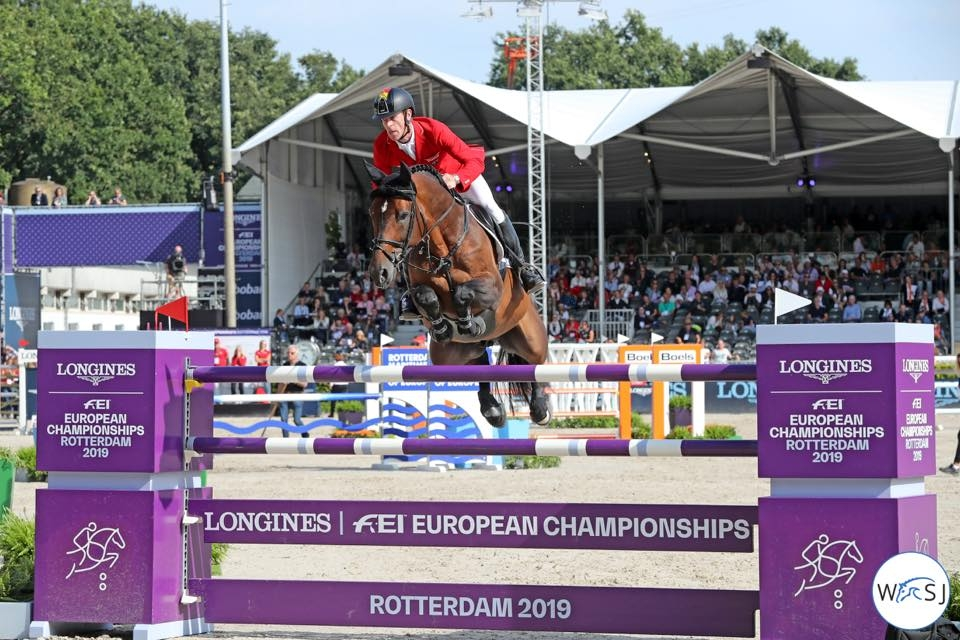 Comme Il Faut - Championnats d'Europe de Rotterdam 2019